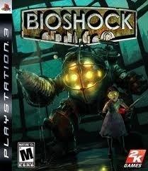 Bioshock platinum (PS3 Used Game)