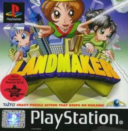 Landmaker (PS1 tweedehands game  game)