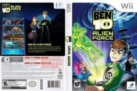 Ben 10 Alien Force zonder boekje (wii used game)
