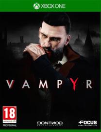 Vampyr (Xbox One nieuw)