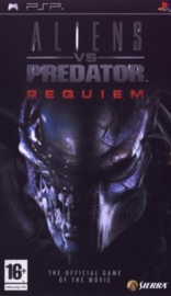 Aliens vs Predator Requiem (psp tweedehands game)