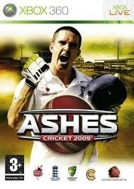 Ashes Cricket 2009 (Xbox 360 used game)