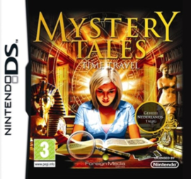 Mystery Tales Time Travel (Nintendo DS tweedehands game)