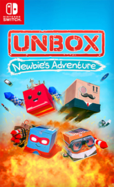 Unbox Newbie's Adventure (Nintendo Switch nieuw)