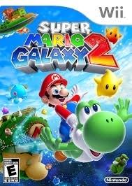 Super Mario Galaxy 2 (wii used game)