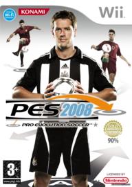 PES 2008 Pro Evolution Soccer (Wii Used Game)