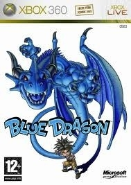 Blue Dragon (Xbox 360 used game)