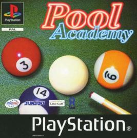 Pool Academy (PS1 tweedehands game)