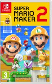 Super Mario Maker 2 (Nintendo Switch nieuw)