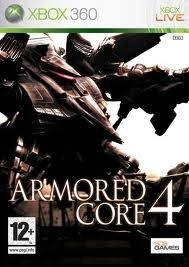 Armored Core 4 (Xbox 360 used game)