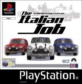 The Italian Job (PS1 tweedehands game)