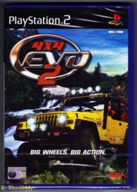 4x4 Evo 2 (ps2 tweedehands game)