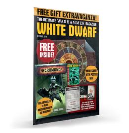 White Dwarf December 2019 Magazine  (Warhammer Nieuw)