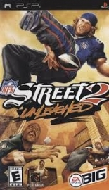 NFL Street 2:Unleashed (psp used game)