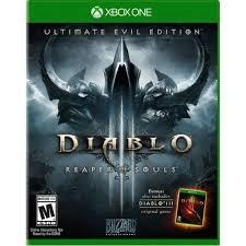 Diablo Ultimate Evil Edition (xbox One nieuw)