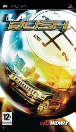L.A. Rush (psp tweedehands game)
