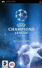 UEFA Champions League 2006-2007 (psp used game)