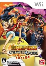 One Piece Unlimited Cruise 2 (Nintendo Wii used game)