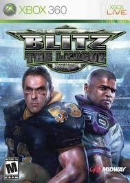 Blitz the league (xbox 360 used game)