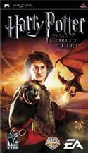 Harry Potter and the Goblet of Fire  (psp tweedehands game)