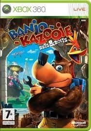 Banjo Kazooie Nuts & Bolts (Xbox 360 Used Game)