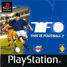 This is footbal 2 (PS1 tweedehands game)
