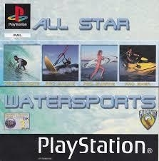 All Star Watersports psx zonder boekje (ps1 tweedehands game)