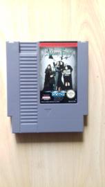 The Adams Family (NES tweedehands game)