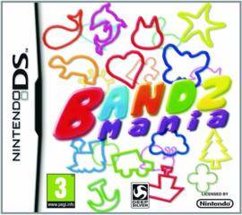 Band 2 Mania (Nintendo DS nieuw)