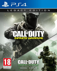 Call of Duty: Infinite Warfare legacy edition (ps4 nieuw)