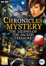 Chronicles of Mystery, Legend of the Sacred Treasure  (PC nieuw)