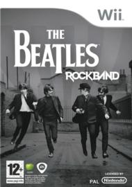 The Beatles Rockband (Wii tweedehands game)