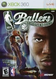 Ballers Chosen One zonder boekje (xbox 360 nieuw)