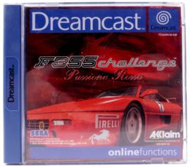 F355 Challenge Passione Rossa (Dreamcast tweedehands game)