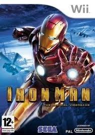 Iron Man (Wii Used Game)