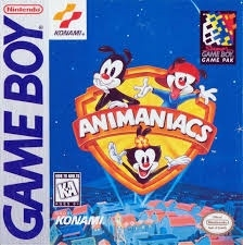 Animaniacs losse cassette (Gameboy tweedehands game)