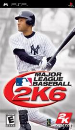 Major league baseball 2k6 (psp used game)