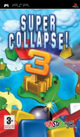 Super Collapse 3 (psp tweedehands game)