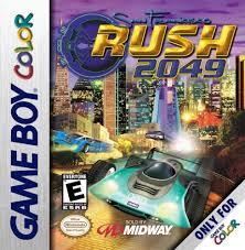 Rush 2049 San Francisco (Gameboy Color tweedehands game)