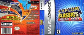 Capcom Classics Mini Mix (Gameboy Advance tweedehands game)