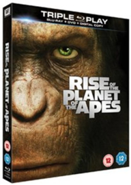 Rise of the Planet of the Apes Blu-ray + DVD (Blu-ray nieuw)