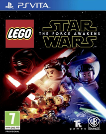 Lego Star Wars the force awakens (PSVITA nieuw)