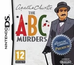Agatha Christie The ABC Murders (Nintendo DS tweedehands game)