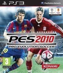 PES 2010 (ps3 NIEUW)
