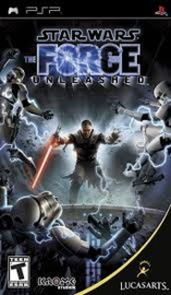 Star Wars the Force Unleashed (psp used game)