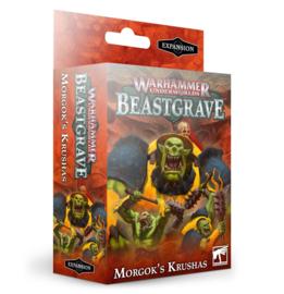 Warhammer underworlds Morgok's Krushas (Warhammer nieuw)