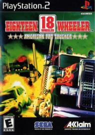 18 Wheeler - American Pro Trucker (ps2 nieuw)