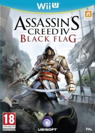 Assassin's Creed IV Black Flag (Nintendo Wii U tweedehands game)