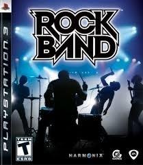 Rockband (ps3 nieuw)