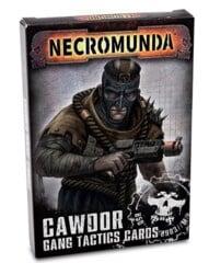 Necromunda Cawdor Gang Tactics Cards (Warhammer nieuw)